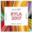 Rotary Youth Leadership Awards (RYLA) 2017