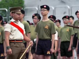 香港少年領袖團大匯操 Rehearsal part 1